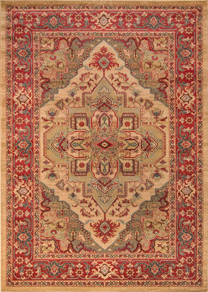 Traditional Ghazngz-05 Area Rug - Ghazni Collection
