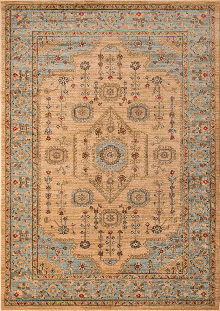 Traditional Ghazngz-07 Area Rug - Ghazni Collection