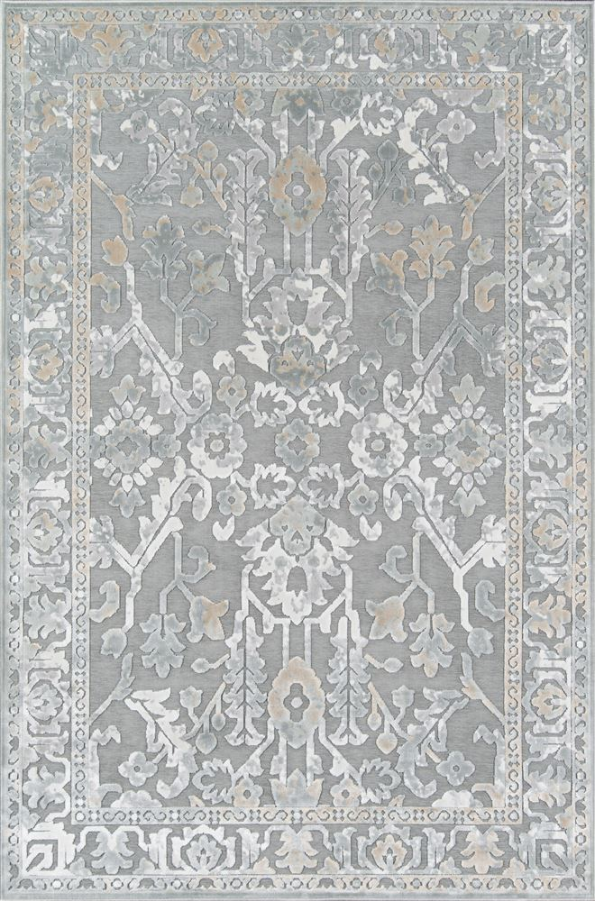 Traditional Harlohlw-1 Area Rug - Harlow Collection
