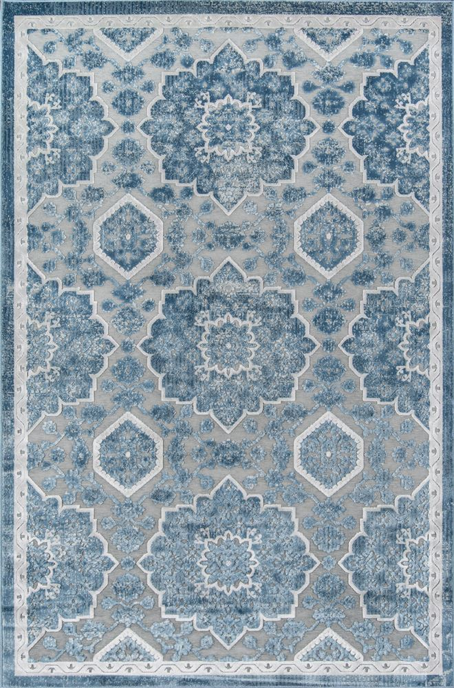 Traditional Harlohlw-2 Area Rug - Harlow Collection