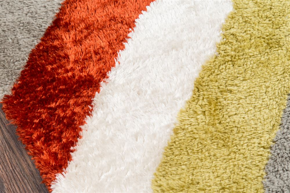 Modern RETRORET-6 Area Rug - Retro Collection