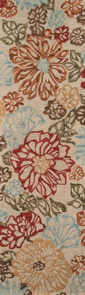 Casual TANGITAN11 Area Rug - Tangier Collection