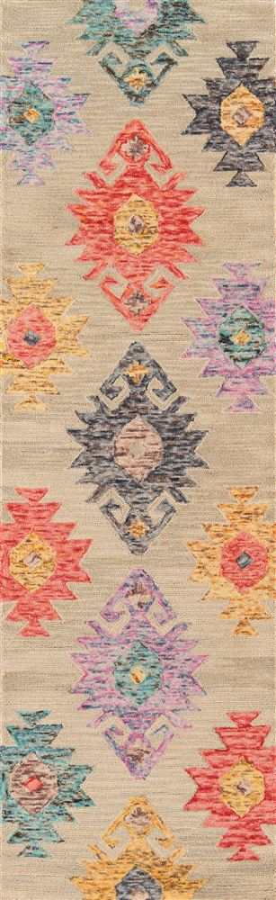 Traditional TANGITAN31 Area Rug - Tangier Collection