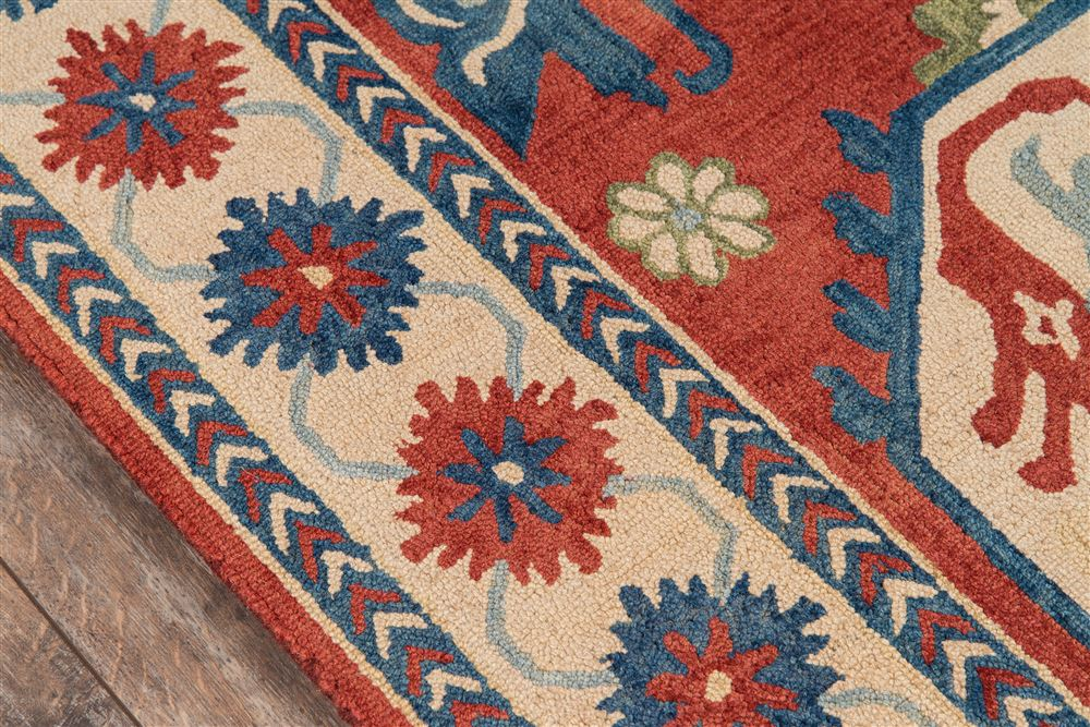 Traditional TANGITAN-4 Area Rug - Tangier Collection