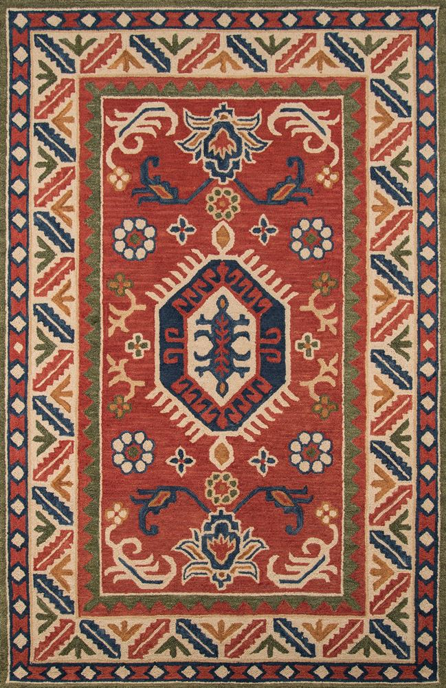 Traditional Tangitan-8 Area Rug - Tangier Collection