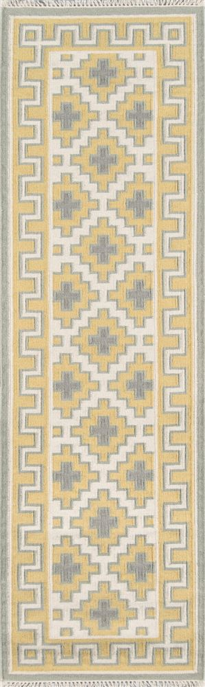 Contemporary THOMPTHO-4 Area Rug - Thompson Collection