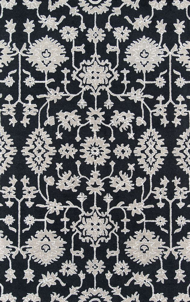 Transitional Valenval-4 Area Rug - Valencia Collection