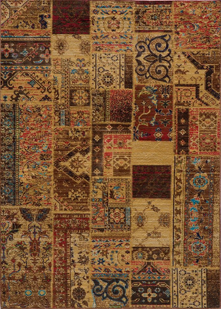 Traditional Vintavin11 Area Rug - Vintage Collection