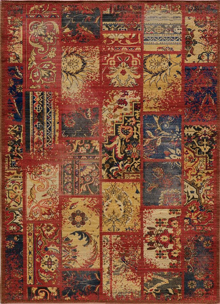 Traditional Vintavin-7 Area Rug - Vintage Collection